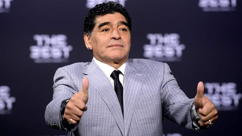 Primer vistazo y detalles de Maradona para Amazon Prime Video