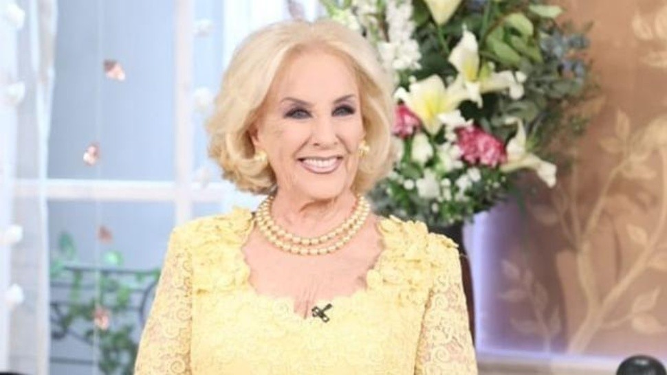 El descargo de Mirtha Legrand: