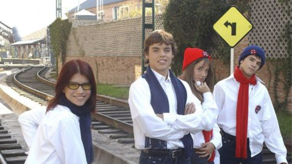 Rebelde Way se verá por Netflix
