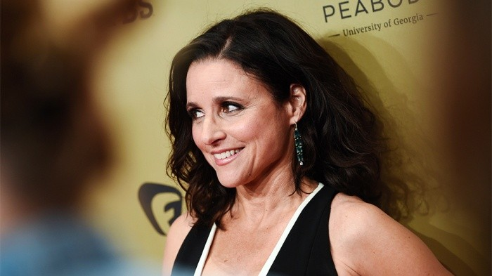 Julia Louis-Dreyfus - xxxx attends the 76th Annual Peabody Awards at Cipriani Wall Street on Saturday, May 20, 2017, in New York. (Photo by Evan Agostini/Invision/AP) - 052017119885, 21334631,